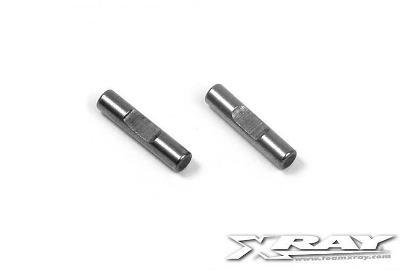 ECS DRIVE SHAFT PIN 2 x 9 WITH FLAT SPOT (2)