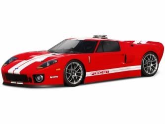 FORD GT karoserie (200mm/WB255mm)